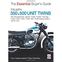 Triumph 350 & 500 Twins (Essential Buyer's Guide)