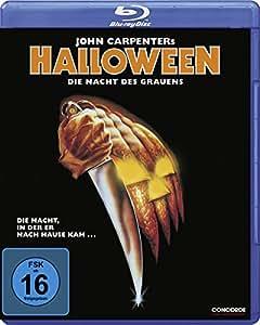 Halloween 1 - Die Nacht des Grauens [Blu-ray]
