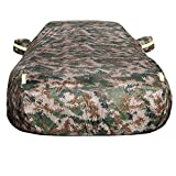 WPCPC Car Cover Waterproof All Weather, passend für Mercedes-Benz GLS Allwetter , kompakt , staubdicht NA (Color : Camouflage, Size : Standard Edition)