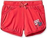 Elle Girls' Shorts (EKST0003_Coral Flowe...