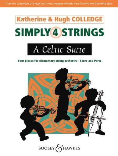 A Celtic Suite -Partition+Parties Separees