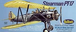 Maquette en bois - Stearman PT-17