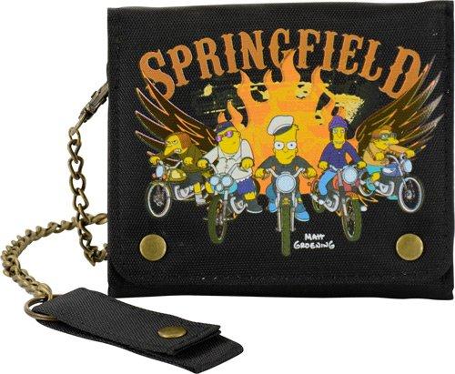 SIMPSONS - Porte-monnaie Springfield
