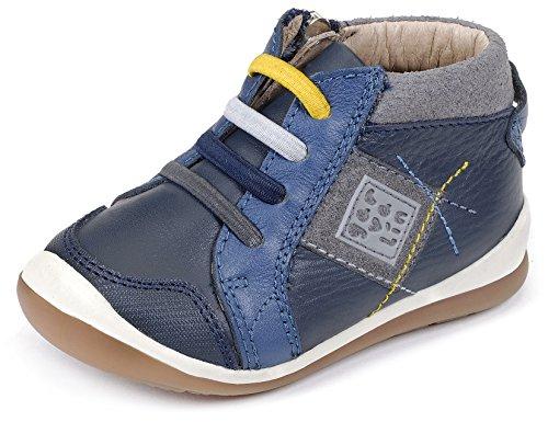 Garvalin161326A - Stivali bassi con imbottitura leggera Bambino, Blu, 20 EU