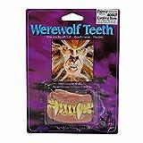 Teeth Werewolf Teeth Accessory for Halloween Fancy Dress Teeth