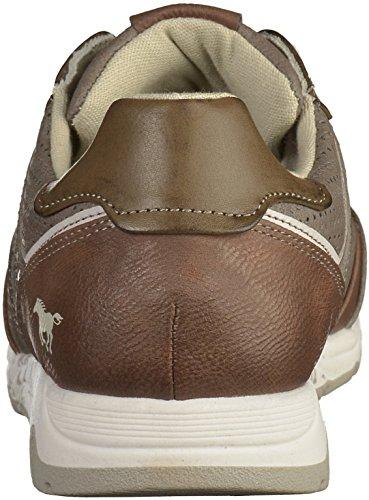 Mustang 4106-305 Herren Sneakers Grau