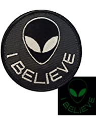 USAF Air Force Area 51 Alien Groom Lake Black Ops Special Projects NRO Touch Fastener Patch