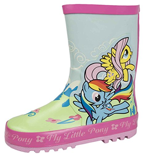 hen Arbeitsgummistiefel (My Little Pony Mädchen Schuhe)
