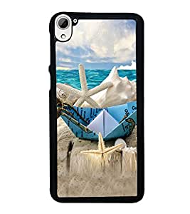 Printvisa Ultra Beach Holidays 2D Hard Polycarbonate Designer Back Case Cover for HTC Desire ...
