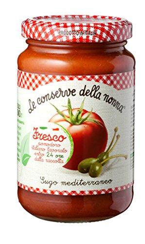 le-conserve-della-nonna-sugo-mediterraneo-pomodori-100-italiani-capperi-ed-erbe-aromatiche-350-gr