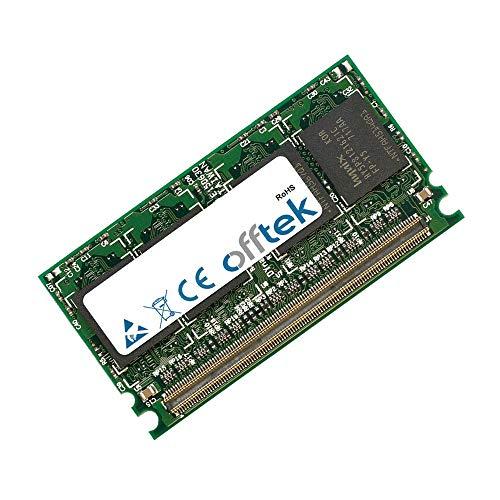 256mb Pc2-4200 Ddr2 Ram (256MB RAM Memory 214 Pin Microdimm - 1.8V - DDR2 - PC2-4200 (533Mhz) - OFFTEK)