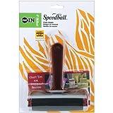 Rodillo de espuma Speedball, 10 cm, color rojo - Best Reviews Guide