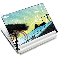 """MySleeveDesign – Skin Pegatina decorativa adhesivo protector para la tapa de ordenadores portátiles 10,2"""" / 11,6"""" - 12,1"""" / 13,3"""" / 14"""" / 15,6"""" – VARIOS DISEÑOS Y COLORES"""