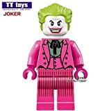 scorecor (TM) pg016 DC Comics Super héros Batman Joker classique TV series-batcaves mini-figurines Building Block legoieds cadeau enfants Jouets
