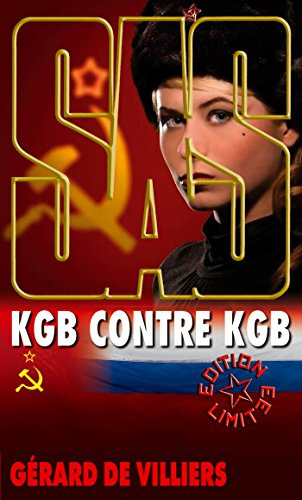 Livres SAS 105 KGB contre KGB epub pdf