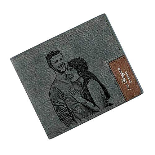 Billetera Personalizada para Los Hombres