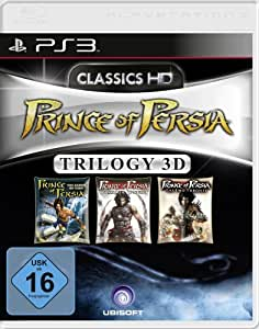 Prince of Persia - Trilogy 3D [Software Pyramide]