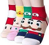 Ksocks Damen Socken One size Gr. One size, Mario