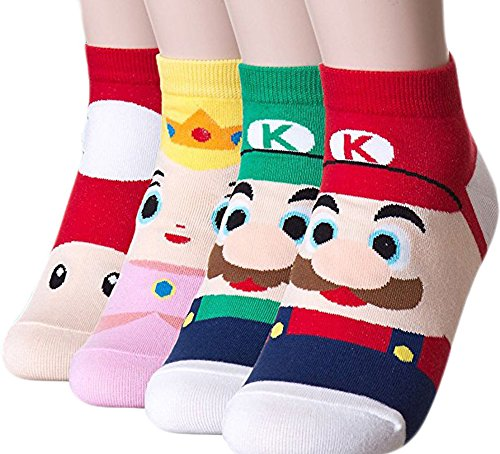 Ksocks Damen Socken One size Gr. One size, Mario