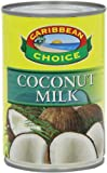 Product Image of Caribbean Choice Coconut Milk 400 g (pack of 12)