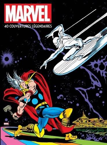 Marvel : 40 couvertures légendaires