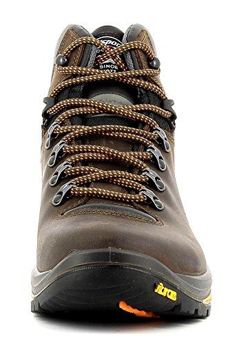 Grisport Unisex Schuhe Herren und Damen Terrain Dakar Trekking- und Wanderstiefel aus hochwertigem Leder, Membrankonstruktion , Virbram-Sohle V12