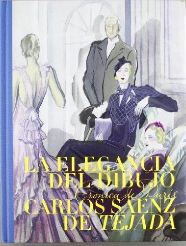 La elegancia del dibujo. carlos saenz de tejada por Carlos Sáenz de Tejada