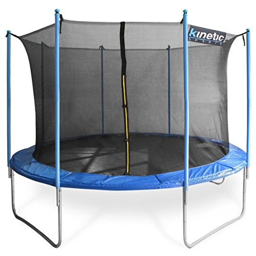 Kinetic Sports Gartentrampolin Ø 490 cm