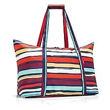 Immer auf dem richtigen Weg mit der mini maxi travelbag Für alle die gerne ein bisschen mehr Platz haben. Diese travelbag ist die perfekte Lösung für ungeplanten, spontanen Transportbedarf - quasi eine zusammenfaltbare Reisetasche. Im Vergleich zum m...