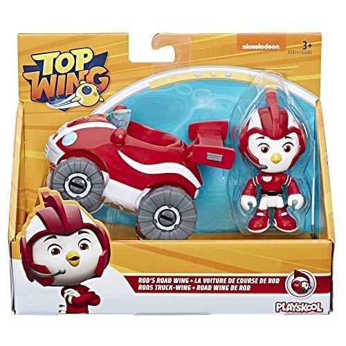 Hasbro Top Wing-Rod Personaggio con Veicolo