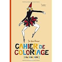 Cahier de coloriage Yves Saint-Laurent : De luxe