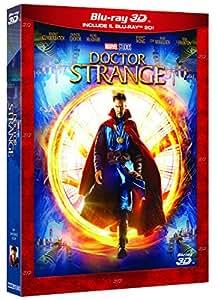 Doctor Strange (Blu-Ray 3D)