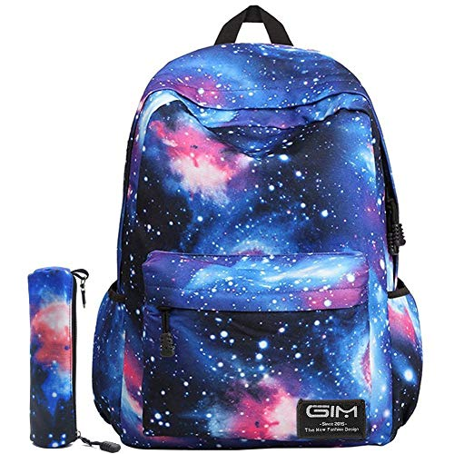 Mochila bolsas, Global Fashion Galaxy cielo impresión