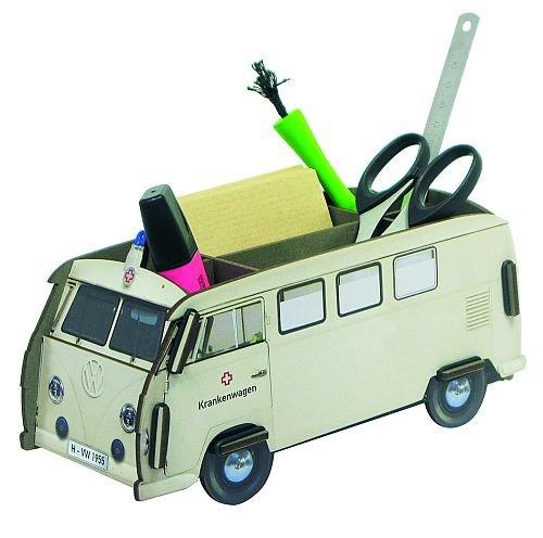 Preisvergleich Produktbild Stiftebox VW Krankenwagen