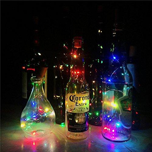 ork Lights Kupferdraht Lichterketten für Hochzeit Party Decor (A) (Kürbis Halloween-projekte)
