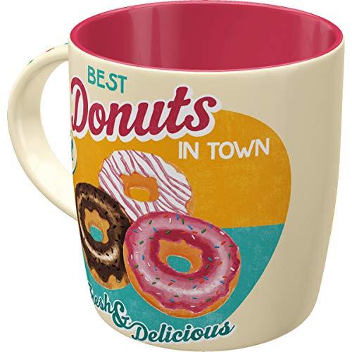 Nostalgic-Art 43015 USA, Tasse représentant Un Donuts