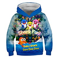 QianZhe Boys Sport Jacket 3D Digital Printing Sweatshirts Loose Leisure Hoodie For Party