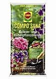 Compo 2219004 Sana Balkon- und Kübelpflanzenerde 70 Liter