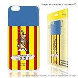 Funnytech Funda Silicona para iPhone X [Gel Silicona Flexible, Diseño Exclusivo] Fallas de Valencia...