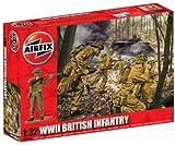 Airfix A02718 Modellbausatz WWII British Infantry