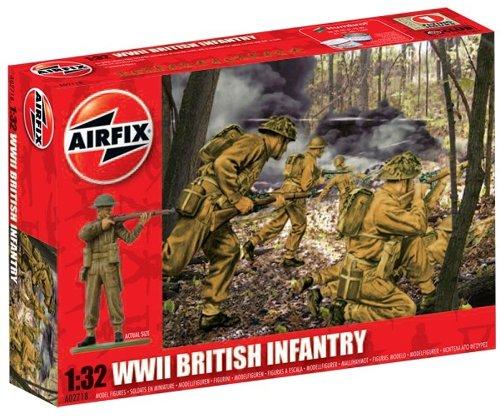 Airfix A02718 - Fanteria britannica