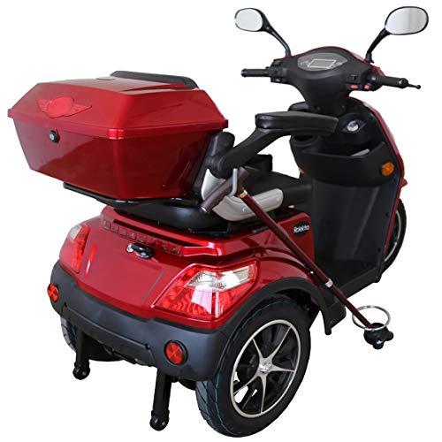 Dreirad Senioren Scooter Elektroroller Bild 5*