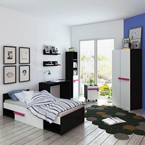 Lingjiushopping Seven Piece Kids \'Set di mobili per camera da letto ...