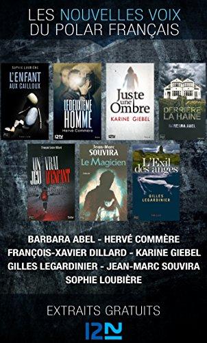 Couverture du livre Les nouvelles voix du polar français