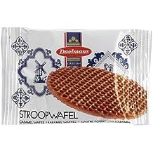 Hellma Daelmans 70000134 Mini gaufres fourrées au caramel Livrées dans un carton