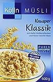 Kölln Müsli Knusper Klassik,6er Pack (6x 600 g)