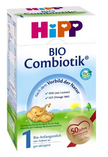Hipp Bio Combiotik 1 inizio - dalla nascita, 600g