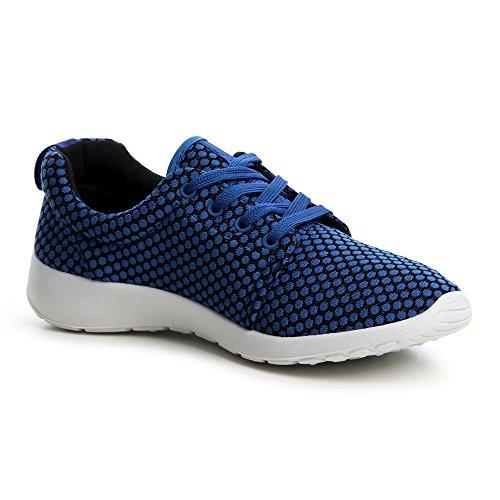 topschuhe24, Sneaker donna Blu (blu)