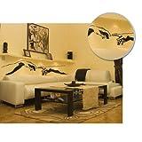 Home Design B6000 - Wandschablone Hände 210 x 50 cm