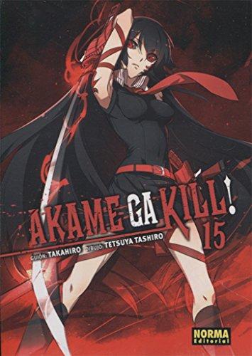 Akame Ga Kill! 15 por Takahiro